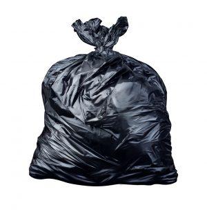 black bin