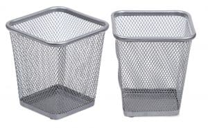 square bin